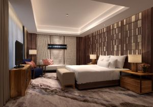 Wooden Hotel Furniture of Hotel Furniture Bedroom Set pictures & photos