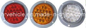 4′′ 24 LEDs Tail Light with Bracket pictures & photos