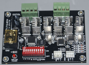 6 Channel DMX Decorder/Driver