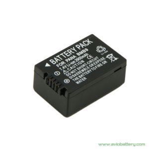 Camera Battery DMW-BMB9E for Panasonic Fz40