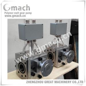 Melt Gear Pump for WPC Plastic Extrusion Line pictures & photos