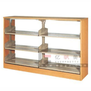 Top Grade Aluminium Library Bookshelf-School Library Furniture pictures & photos