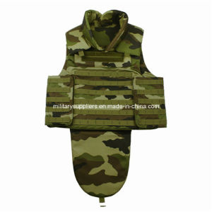 1319-3 Full Protection Kelvar Bulletproof Vest pictures & photos