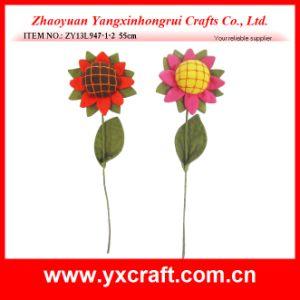 Valentine Decoration (ZY13L947-1-2) Valentine Sunflower Home Decoration pictures & photos