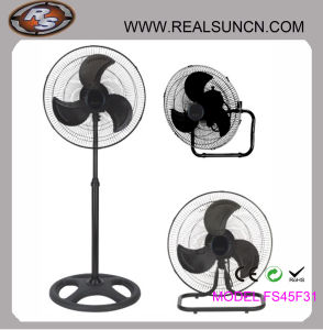 18inch Industrial 3 in 1 Fan-Stand Table Fan, Wall Fan 3 in 1-Competitive Price pictures & photos