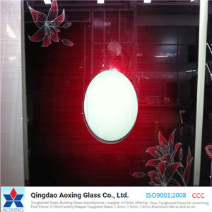 Colorful Silkscreen Printed Tempered Glass for Pattern Glass pictures & photos