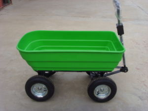 Poly Dump Cart Tc2135 pictures & photos