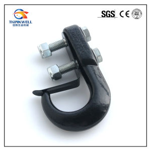 Forging Carbon Steel Trailer Tow Hook With Latch pictures & photos