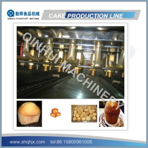 Automatic Machinery for Cake pictures & photos