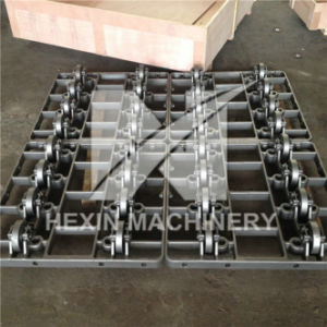 Qingdao Hexin Machinery Rails and Rail Supports Rollers pictures & photos