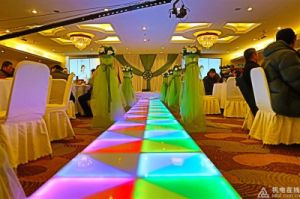 Twinkling Star Light Effect LED Star Floor for T-Stage Decoration pictures & photos
