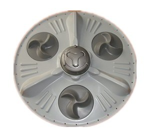 what is an impeller in a washing machine