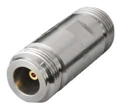 N Female to Female Straight RF Coaxial Adapter pictures & photos