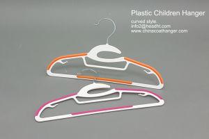 Wholesale Plastic Children Cheap Hanger, Hot Sale Plastic Hanger pictures & photos