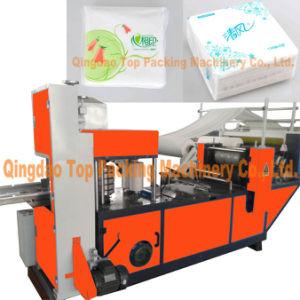 Serviette Printer Cutting Napkin Tissue Packaging Machine pictures & photos