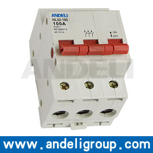 63A Power Isolator Switch (AHL32-100) pictures & photos