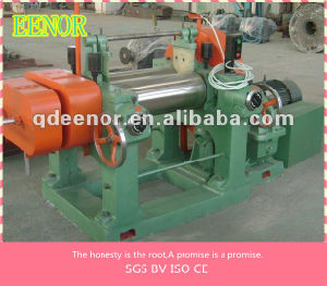 Fine Efficiency Open Mixing Mill Machinery for Reclaimed Rubber pictures & photos