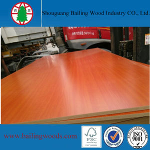 Melamine Wood Grain MDF for Kenya Market