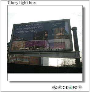 Large Size Outdoor Waterproof Scrolling Light Box Ad Billboard pictures & photos
