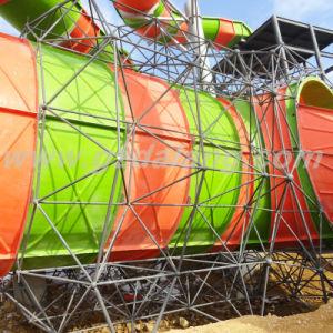 Skin Raft Python Water Slide (WS150) pictures & photos
