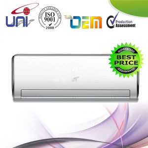 Uni 9000 BTU Wall Split Air Conditioner for India Market pictures & photos