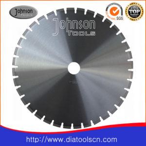 Diamond saw blade: 600mm laser saw blade for asphalt pictures & photos