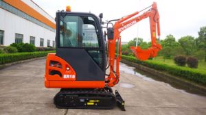 European Famous Crawler Hydraulic Excavator Er-18 with Ce Mark pictures & photos