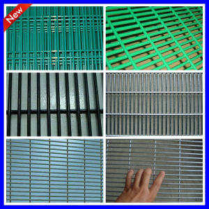 High Security Mesh Fence /Anti-Climb Safety 358 Mesh Fence pictures & photos