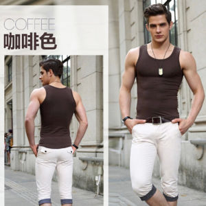 Muscle Tank Top / Sleeveless Shirt / Bodybuilding Mens Gym Singlet pictures & photos