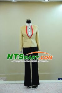 Lady′s Work Uniform (01071300000321\01071300000322) pictures & photos