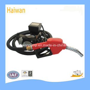DC Fuel Transfer Pump Unit with Nozzle and Hose