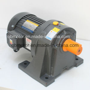3HP Shaft Dia. 32mm 220V 380V 3-Phase AC Gear Motor pictures & photos