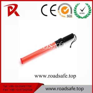 Police Signal Rechargeable Traffic Safety Baton with Torch Light pictures & photos