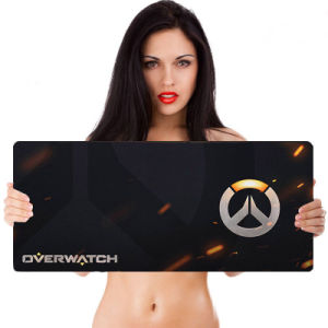 New Large Razer Overwatch Extended Rubber Gaming Mousepad pictures & photos