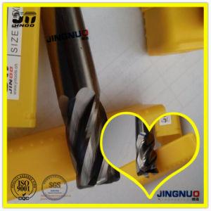 Multi Blades Carbide Finish Milling Tool Bit/CNC Metal Cutting Finish Carbide Tooling Bit pictures & photos