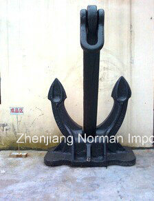 Marine Steel Sr Spek Anchor (Type CJ-03) pictures & photos