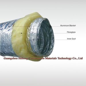 Insulated Flexible Air Hose& Duct pictures & photos