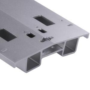 Customized Aluminium/Aluminum Extrusion with CNC Machining & Surface Treatment pictures & photos