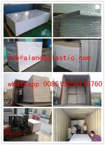 High Density 0.55 PVC Foam Board for Kitchen Cabinets pictures & photos