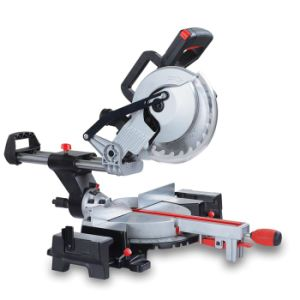 210mm Electric Industrial Power Tools, Mini Woodworking Saws, Slide Compound Saw pictures & photos