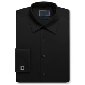 Casual Slim Fit Formal Shirt, Mens Office Black Shirt pictures & photos