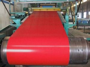 Hot Sale Prepainted Galvalume Steel Coil PPGL at High Quality pictures & photos