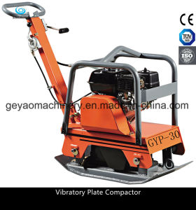Reversible Vibrating Plate Compactor Gyp-30 Series with Hond Gx160 pictures & photos