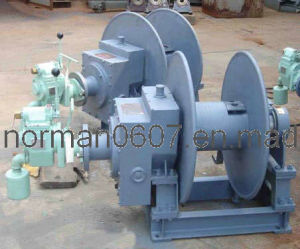High Quality Marine Steel Cable Winch pictures & photos