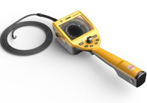Industrial Endoscopes with 360 Degrees Joystick Control, 5.0′′ LCD, 1.5m Testing Cable