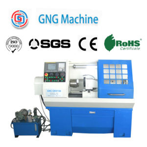High Quality Metal Electric CNC Lathe pictures & photos
