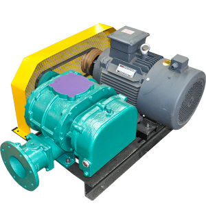 High Pressure Water-Cooled Roots Blower for Foundry Industry