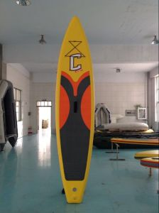 "12′6""Sup Inflatable Surf Board pictures & photos"