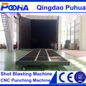 Industrial Air Blasting Sand Blasting Room pictures & photos