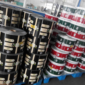Plastic Packaging Film Food Grade Customer Gravure Printing pictures & photos